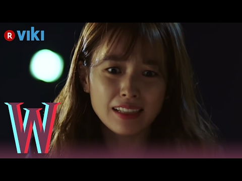 W - EP 1 | Han Hyo Joo Trying To Save Lee Jong Suk's Life After Being Sucked Into Comic