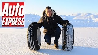 Winter Tyres v Summer Tyres-Auto Express
