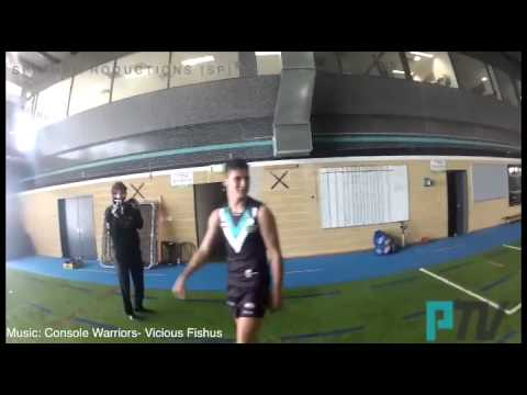 Chad Wingard trick shots &#8211; AFL