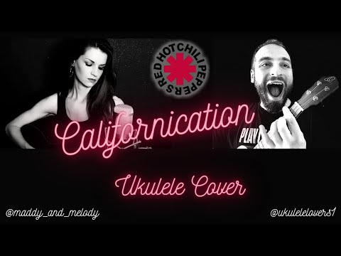 "Red Hot Chili Peppers  ""Californication"" Cover by Diary of Madaleine Music"