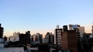 Atardecer en Rosario - TimeLapse - LG G2