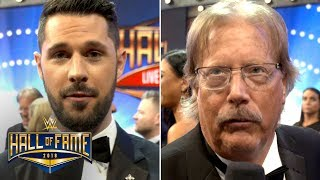 Nonton Tom Phillips And Miz S Dad On The Wwe Hall Of Fame Red Carpet  Exclusive  April 6  2018 Film Subtitle Indonesia Streaming Movie Download