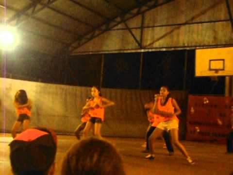 festival de dança na escola rosa mano em euclides da cunha paulista