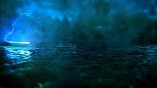 PARANORMAL UFO 2013 over the ocean   !.!.!   New 3d Intro