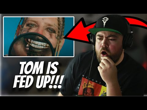 RAPPER REACTS to Tom MacDonald - Clown World