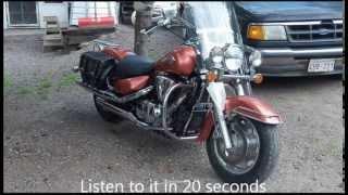 8. Suzuki VL 1500 Intruder LC, 1999