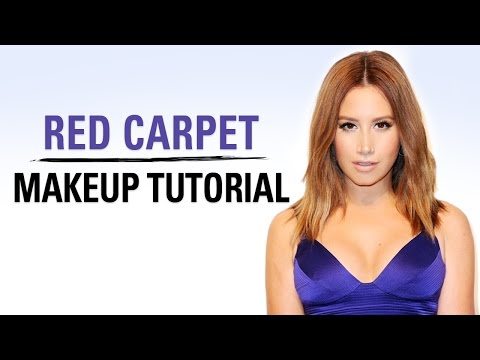 Red Carpet 2017 Makeup Tutorial ft. Sephora | Ashley Tisdale