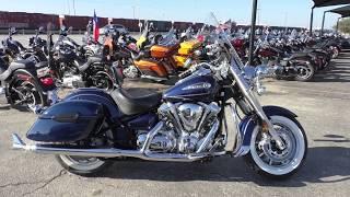 4. 002614   2008 Yamaha Road Star Silverado   XV17ATXLC - Used motorcycles for sale