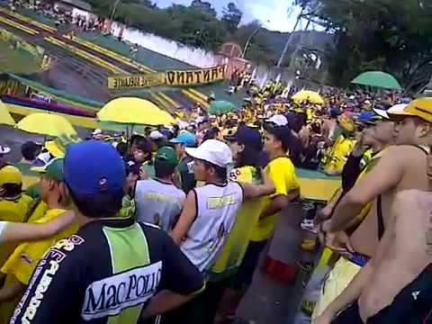 ▶ FORTALEZA LEOPARDA SUR YouTube - Fortaleza Leoparda Sur - Atlético Bucaramanga - Colombia - América del Sur