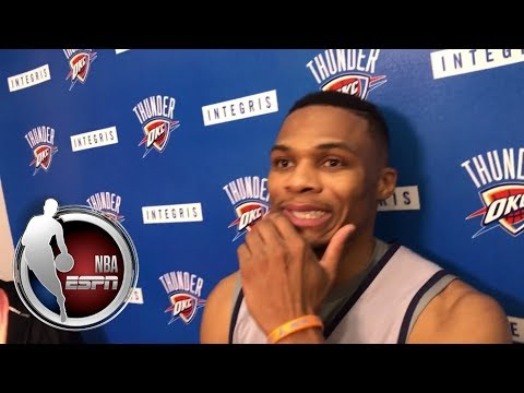 Video: Russell Westbrook says Thunder committed to attacking on offense and defense | NBA on ESPN
