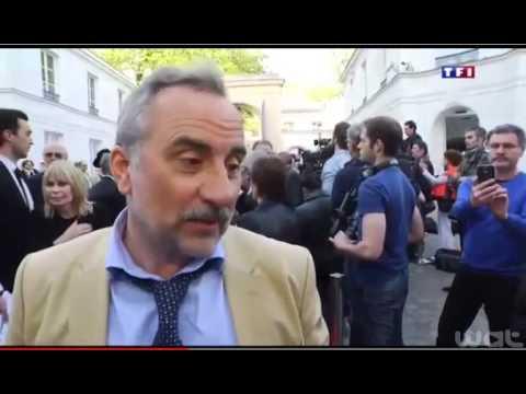 TF1 – 10 aprile 2015 – Bébel souffle ses 82 bougies et rend hommage à Paul, son père sculpteur