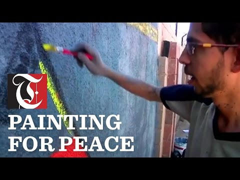 Painting for peace