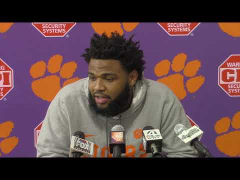 TigerNet: Wilkins says Clemson experience 'has been everything' and more