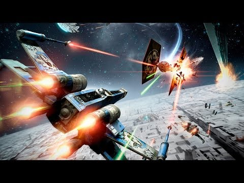 announcement trailer - Check out this new Star Wars free-to-play where you play as popular Star Wars ships. Follow Star Wars: Attack Squadrons at GameSpot.com! http://www.gamespot....