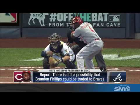 Video: Is Brandon Phillips to the Atlanta Braves a possibility?