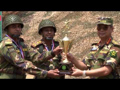 বাংলাদেশ সেনাবাহিনী ফায়ারিং প্রতিযোগিতা ২০১৭