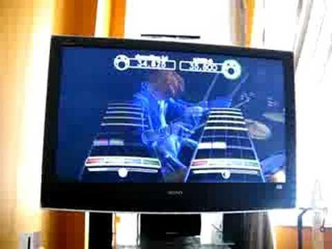 Rock Band Score Duel [Hard Drums] Pt.2