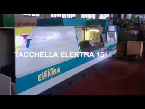 Cilindrische molen TACCHELLA ELEKTRA 1518 CNC 2000