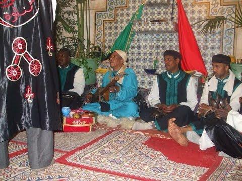 Lila Chaaban Màalam Mustapha Bakbo Houmr -_Mrahba Moula KoumY -_ & Gnawa Oulad Bambra