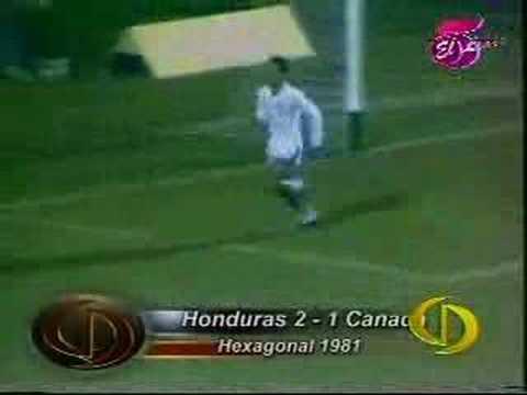 La selección hondureña rumbo a España 82