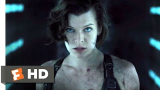 Nonton Resident Evil  The Final Chapter  2017    Laser System Reactivated Scene  9 10    Movieclips Film Subtitle Indonesia Streaming Movie Download