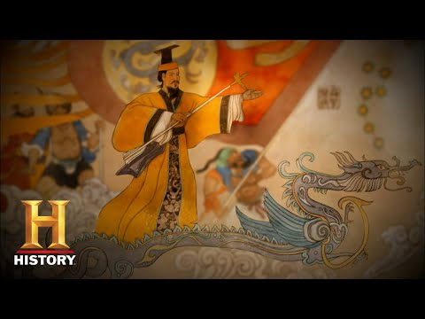 Ancient Aliens: The Yellow Emperor and the Alien Dragon (Season 6) | History