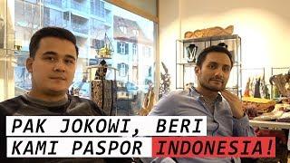 Video ALASAN BLESTERAN JERMAN, PENGEN PUNYA PASPOR INDONESIA MP3, 3GP, MP4, WEBM, AVI, FLV Juni 2019