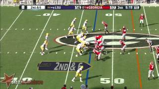 La'el Collins vs Georgia (2013)