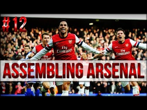 Fifa 13 | ASSEMBLING ARSENAL (EP12) - WE BUY ANOTHER IN FORM!