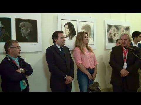 Escola Latino Coelho leva exposição à Assembleia da República