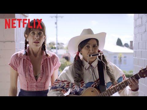 The Breaker Upperers   Officiell trailer [HD]   Netflix - SV