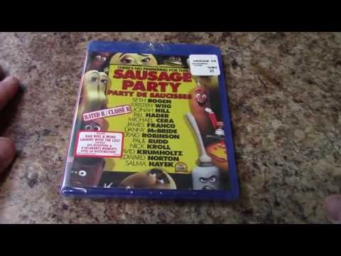 Sausage Party On Blu Ray And Digital HD