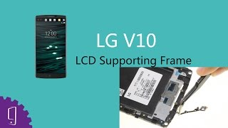 This video shows you how to replace and repair LG V10 LCD supporting frame. Visit http://bit.ly/2fBQQcp to get new and original...