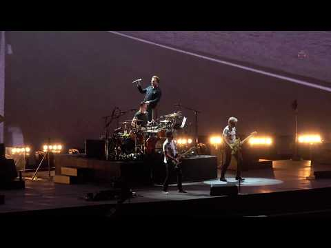 U2 Where The Streets Have No Name Live from Rome #U2JTT (Night 1) 4K