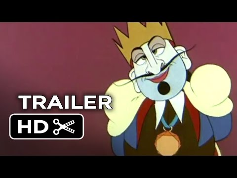 The King And The Mockingbird Official Re-Release Trailer (2014) - Animated Movie HD