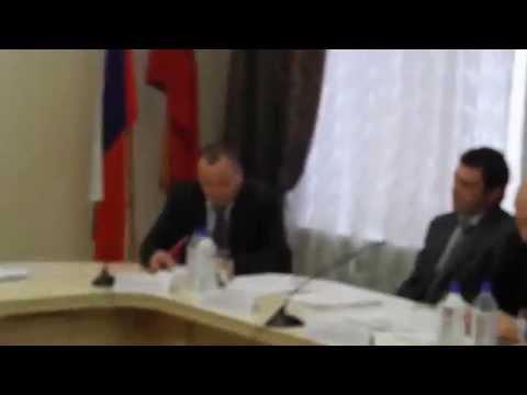 Зинур Гимальтдинов избран председателем Лесосибирского городского Совета