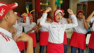 Pangkalan Bun Indonesia  city pictures gallery : Grand Opening KFC Pangkalan Bun 2016 - Store 569 in Indonesia
