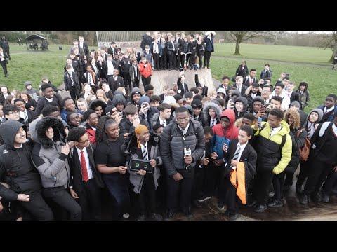 Pie Radio Talent Hunt - Co-op Academy Manchester [Plant Hill] | Pie Radio