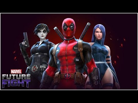 THE BEST 🙌 COULD BE SO👏MUCH👏MORE👏 - Marvel Future Fight (видео)