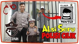 Video Polisi Cilik Main Kejar Kejaran Maling di Kota Mini Lembang Wisata Edukasi | Police Videos for Kids MP3, 3GP, MP4, WEBM, AVI, FLV Agustus 2018