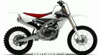 5. 2014 Yamaha YZ 450F  superbike Details