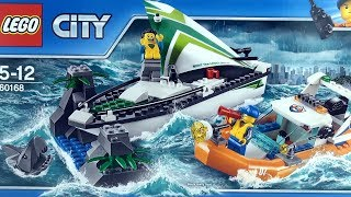 https://youtu.be/elt6USvT7TU Lego City Sailboat Rescue Great White Shark 60168 - Lego Coast Guard crew sailor - Lego Speed BuildIn this video we build the LEGO Lego City Sailboat Rescue with Sailboat, Coast Guard Crew boat, Great White Shark and Lego mini figures.LEGO® City Sailboat Rescue 60168Product Description - Join the LEGO® City coast guard crew and make an exciting sailboat rescue, featuring a rescue craft with drop-down motors and spinning propellers, a sailboat with working rudder and mast that 'breaks', plus a rock island build. Includes 2 minifigures and a shark figure.Stop motion construction of Lego Other Great Videoshttps://youtu.be/vlOmYT-neU8 Lego City Van and Caravan 60117 - Lego Camper van Dog camper minifigures- Lego City Speed Buildhttps://youtu.be/1c1ETLIxsvs LEGO Road Work Crew 42060 - LEGO Technic Gritter with Snow Plough- Lego Speed Buildhttps://youtu.be/2SW_lJblvXY LEGO Road Work Crew 42060 - Technic Lego working steering Truck and Digger- Lego Speed Buildhttps://youtu.be/vF1W4WyN73s LEGO City Fire Ladder Truck 60107 - Lego Fire Engine Truck Burning Oil Barrel toys - Lego Speed Buildhttps://youtu.be/RMz9igvElkk Lego City Volcano Supply Helicopter 60123 - Lego excavator LEGO Helicopter - Lego Speed Buildhttps://youtu.be/PUt1FovqRp0 Lego City Ferry with Sports Car 60119 - Lego City Boat with Ship Captain - Lego Speed Buildhttps://youtu.be/W59ewXAmLLY Lego Fishing Boat with Shark 60147 - Lego City motor boat Fishing Rod - Lego Speed Buildhttps://youtu.be/0H4nJeVlAz8 Lego Space Utility shuttle 60078 - Lego Astronauts space blast off Spacewalk - Lego Speed Buildhttps://youtu.be/PTRx6DrLt6A Lego Juniors Spiderman's Hideout - Lego Spiderman Helicopter Green Goblin - Lego Speed Buildhttps://youtu.be/8D-fYoVtceM LEGO CITY 4 x 4 Off Roader 60115 - Lego Race Car with pit crew - Lego time lapse constructionhttps://youtu.be/XG4tZ6nLACQ Lego Jurassic World Tyrannosaurus Rex Dinosaur 75918 - Lego construction Tracker Vehiclehttps://youtu.be/Mg5oMmMPHhU Lego Jurassic World Pteranodon Capture 75915 - Lego Jurassic Park Dinosaurs Helicopterhttps://youtu.be/H2KzWzEcRB8 Lego Jurassic World  Dinosaurs - 75916 Dilophosaurus Ambush Jurassic World Lego Sethttps://youtu.be/fDWuYpDlPyQ 10 terrifying tyrannosaurus toys - Dinosaur collection of Tyrannosaurus Rex - T-Rex toys for kidshttps://youtu.be/BXIQnmbUKvo Carnivores Dinosaur Collection Schleich Dinosaurs  - Tyrannosaurus Spinosaurus Velociraptorhttps://youtu.be/UFK-kAt2hSI Learn to count Schleich Dinosaurs - Learning dinosaur names and counting to 10Dinosaur Songs including PlaylistPlaylist - https://www.youtube.com/playlist?list=PLHz4pRCbXyu4gQxwmzIFAvHqz726sPjwihttps://youtu.be/cWNJaJ5M1ho Stegosaurus Song - Dinosaur song for kids - 5 Stegosaurus eggs hatching - Playmobil Dinoshttps://youtu.be/0JoWySRTygQ Brachiosaurus Song - Dinosaur song for children - Tallest Dinosaur - Playmobil dinohttps://youtu.be/k5R_DNONfBQ T-Rex Hunting Easter Eggs Song - Tyrannosaurus Surprise Eggs song - Schleich Dinosaur song for kidsCiudad de Lego velero con tiburones de rescate -Lego Coast Guard tripulación guarda marinero del gran tiburón blanco Lego City construir velocidadLego City Barco de resgate com tubarões -Lego guarda-costas tripulação salva sailor do Grande Tubarão Branco Lego City Velocidade ConstruirLego City Segelboot Rettung mit Shark - Lego Küstenwache crew spart Sailor von Great White Shark Lego City Geschwindigkeit bauenLego città di salvataggio in barca a vela con la Shark -Lego Coast Guard equipaggio salva sailor dal grande squalo bianco Lego City Build di velocitàVille Lego avec sauvetage voilier Shark -La Garde côtière Lego enregistre l'équipage Marin de grand requin blanc Construire Vitesse Lego CityLego 城市的帆船的救援与鲨鱼- Lego 海岸警卫队船员水手保存从大白鲨的乐高城市的速度构建Lego City Sailboat redning med haj -Lego Kystvagt crew sparer sailor fra Hvidhajen Lego City Speed byggeLego City Sailboat διάσωσης με Shark -Lego Ακτοφυλακή πλήρωμα εξοικονομεί sailor από μεγάλη White Shark Lego City ταχύτητα κατασκευήςLego での Shark Lego 沿岸警備隊の乗組員グレート・ホワイト・シャークレゴシティスピードからセーラーを構築保存市ヨットの救助함께 1058- 레고 해상보안청의 승무원 Great White Shark 레고 시티 속도와 세일러복을 빌드 세이브 레고 시티 요트 구조Lego City zeilboot redden met Shark -Lego Kustwacht crew bespaart matroos van Great White Shark Lego City Speed gebouwdLego City seilbåt redning med Shark - Lego Kystverket crew sparer sailor fra stor hvithai Lego City hastighet byggeLego City segelbåt räddningen med Shark - Lego Sjöfartsverkets besättning sparar sailor från Vithajen Lego City hastighet byggaCheck out our Channel at PressPlayPictureHousehttps://www.youtube.com/channel/UCHBoTCYv3TxBdBJNDXTM-WQSubscribe http://www.youtube.com/subscription_center?add_user=PressPlayPictureHouse