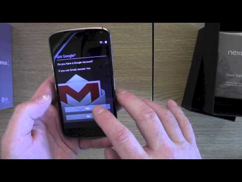 8GB - In this video I take a look at the new Nexus 4 8GB by LG. The Nexus 4 was available from the Google Play stone on Tuesday 13th November and sold out in the U...