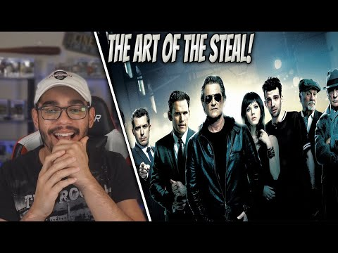 The Art of the Steal (2013) Movie Reaction! FIRST TIME WATCHING!