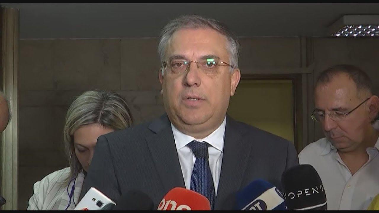 Δήλωση του υπουργου εσωτερικών Τάκη Θεοδωρικάκου για το θέμα της ψήφου των Ελλήνων του εξωτερικού.