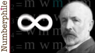 Infinity is bigger than you think - Numberphile