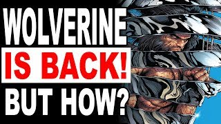 Video How Wolverine Got Out Of His Adamantium Shell! (Hunt For Wolverine #1) MP3, 3GP, MP4, WEBM, AVI, FLV Agustus 2018