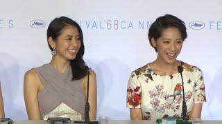 『海街diary』カンヌ国際映画祭記者会見(その10)