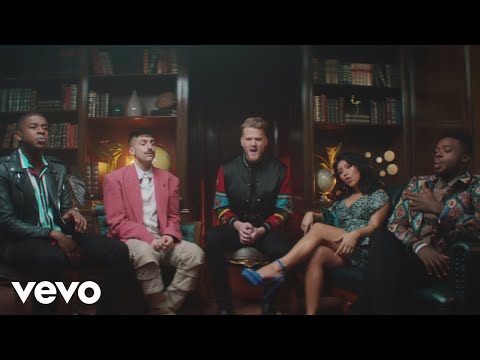 [OFFICIAL VIDEO] Havana - Pentatonix