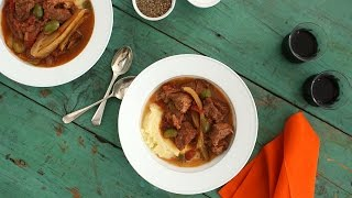 Slow Cooker Sicilan Beef Stew - Everyday Food with Sarah Carey by Everyday Food